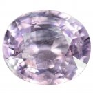 6.1 Ct. Unheated Pastel Pink Natural Sapphire Loose Gemstone With GLC Certify