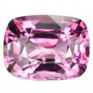 3.68 Ct. Natural Intense Pink Tanzania Spinel Gems Loose Gemstone With GLC Certify