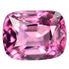 3.00 Ct. Extremely Beautiful Shape Hot Intense Pink Spinel Loose Gemstone With GLC Certify