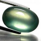 10.25 Ct. Brilliant Quality Natural Prehnite Loose Gemstone With GLC Certify