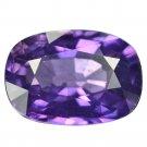 2.07 Ct. Genuine Natural Tanzania Purple Sapphire Loose Gemstone With GLC Certify