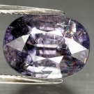9.92 Ct. Natural Unheated Purple Sapphire Tanzania Loose Gemstone With GLC Certify