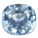 3.175 Ct. Rare Unheated Top Natural Blue Sapphire Loose Gemstone With GLC Certify