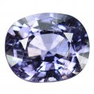 2.44 Ct. Unheated Purple Tanzania Natural Sapphire Loose Gemstone With GLC Certify