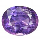 8 Ct. Rare Unheated Top Natural Purple Pink Sapphire Loose Gemstone With GLC Certify