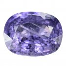 5.22 Ct. Rich Light Purple Unheated Sapphire AAA Cutting Loose Gemstone With GLC Certify