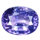 2.36 Ct. Exquisite Natural Purple Sapphire Top Luster Loose Gemstone With GLC Certify