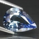 3.13 Ct. Sensational D Block Aaaa Natural Tanzanite Loose Gemstone With GLC Certify