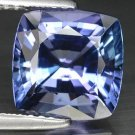 3.24 Ct. Perfect Cut Aaaa Color Natural Tanzanite Loose Gemstone With GLC Certify