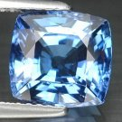 3.18 Ct. Dazzling D-block Aaa Blue Natural Tanzanite Loose Gemstone With GLC Certify