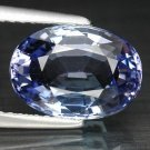 3.55 Ct. If Natural Top Kashmir Blue D-block Tanzanite Loose Gemstone With GLC Certify