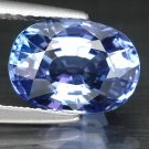 3.08 Ct. Terrific Purple Blue Natural Tanzanite AAA Loose Gemstone With GLC Certify