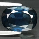 3.6 Ct. Beautiful Royal Blue Sapphire Oval Cut Loose Gemstone With GLC Certify