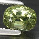 1.07 Ct. Natural Demantoid Garnet Vs Quality Loose Gemstone With GLC Certify