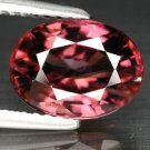 3.69 Ct. Fabulously Natural Pink Zircon Top Quality With GLC Certify