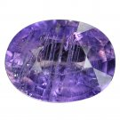 3.5 Ct. Museum Gem Unheated Purple Sapphire Loose Gemstone With GLC Certify