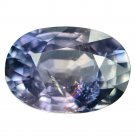 5.36 Ct. Natural Unheated Blue Sapphire Tanzania Loose Gemstone With GLC Certify