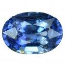 4.15 Ct. Beautiful Cut Unheated Sapphire Loose Gemstone With GLC Certify