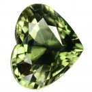 5.13 Ct. Natural Green Tourmaline Vvs Loose Gemstone With GLC Certify