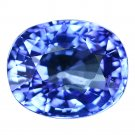 3.04 Ct. Top Quality Tanzanite Oval Cut Perfect Loose Gemstone With GLC Certify