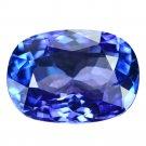 4.33 Ct. Natural Intense Royal Blue Tanzanite AAAA Loose Gemstone With GLC Certify