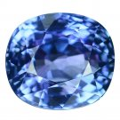4.05 Ct. Natural Tanzanite Oval AAA Color Top Luster Loose Gemstone With GLC Certify