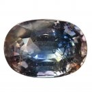 7.8 Ct. Natural Blue Sapphire Oval Loose Gemstone With GLC Certify