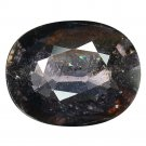 3.24 Ct. Awesome Top Oval Unheated Blue Sapphire Loose Gemstone With GLC Certify