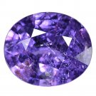 3.28 Ct. Elegant Natural Top Purple Pink Unheated Sapphire Loose Gemstone With GLC Certify
