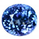 3.75 Ct. Terrific Blue Natural Tanzanite AAA Loose Gemstone With GLC Certify