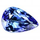 3.93 Ct. Dazzling D-block Aaa Blue Natural Tanzanite Loose Gemstone With GLC Certify