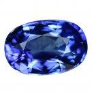 3.28 Ct. Terrific Vvs Blue Natural Tanzanite AAAA Loose Gemstone With GLC Certify