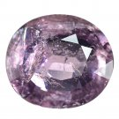 3.03 Ct. Light Pink Unheated Sapphire AAA Loose Gemstone Cutting With GLC Certify