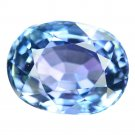 12.08 Ct. Dazzling Purple Blue Natural Tanzanite AAA Loose Gemstone With GLC Certify