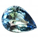 3.05 Ct. Beautiful Unheated Natural Greenish Blue Sapphire Loose Gemstone With GLC Certify