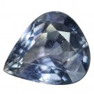 2.15 Ct. Natural Blue Sapphire Pear Shape Loose Gemstone With GLC Certify