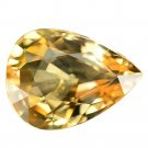 2.26 Ct. Natural Beautiful Yellow Sapphire Gem With GLC Certify