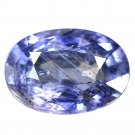 3.72 Ct. Top Blue Natural Sapphire Tanzania Loose Gemstone With GLC Certify