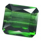 4.88 Ct. Natural Dazzling Green Tourmaline Loose Gemstone With GLC Certify