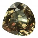 1.59 Ct. Rare Stunning Luster Green To Red Color Change Garnet Loose Gemstone With GLC Certify