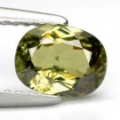 1.03 Ct. Ultra Rare Natural Green Demantoid Garnet Loose Gemstone With GLC Certify
