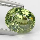 1.04 Ct. Majestic Luster Demantoid Garnet Loose Gemstone With GLC Certify