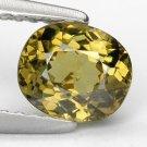 1.18 Ct. Rare Top Green Demantoid Garnet AAA Loose Gemstone With GLC Certify