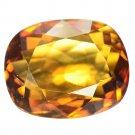 2.22 Ct. Genuine Natural Yellow Tourmaline Loose Gemstone With GLC Certify