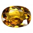 2.07 Ct. Outstanding Yellow Natural Tourmaline Loose Gemstone With GLC Certify