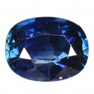2.16 Ct. Natural Thailand Dark Blue Sapphire Loose Gemstone With GLC Certify