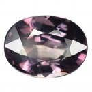 1.21 Ct. Lustrous Best Pink To Red Color Change Garnet Loose Gemstone With GLC Certify