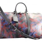 Louis Vuitton Damier Camouflage Keepall Bandouliere 4lva1020 Travel Bag