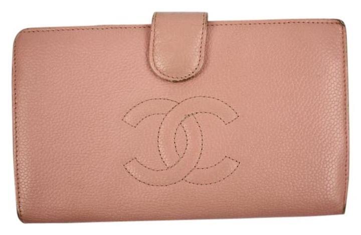 Chanel Caviar Classic Flap Wallet CCWLM29 68CCA608