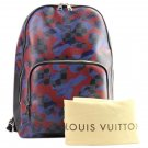 Louis Vuitton Damier Cobalt Camouflage Andy 2lva1020 Backpack
